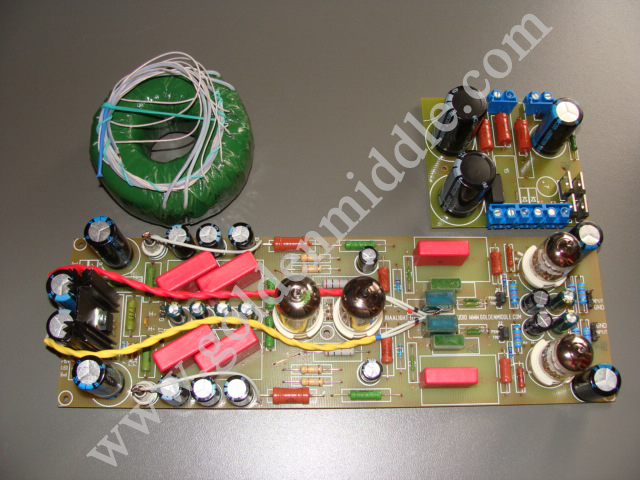DIY preamp phono stage