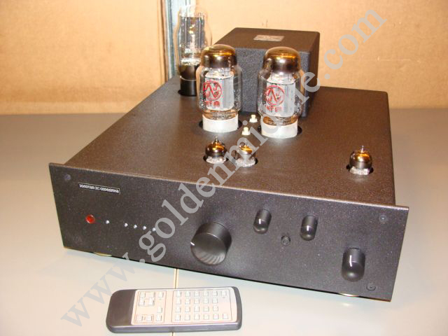 SE INTEGRAL VACUUM TUBE AMPLIFIER