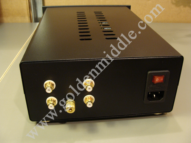 Hi-Fi PREAMP-PHONO STAGE RIAALIGHT stereo